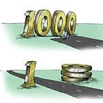 حذف 4 صفر از پول ملی | میلیاردرهای ایرانی میلیونر می شوند