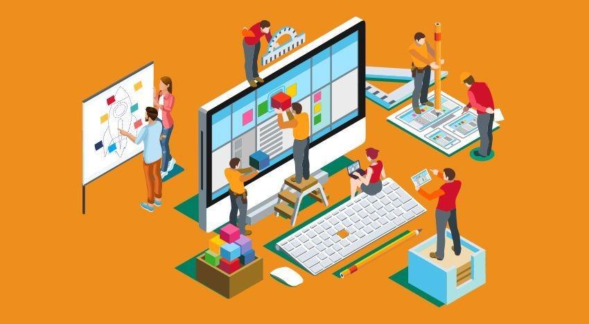 طراحی سایت و اپلیکیشن رابینت