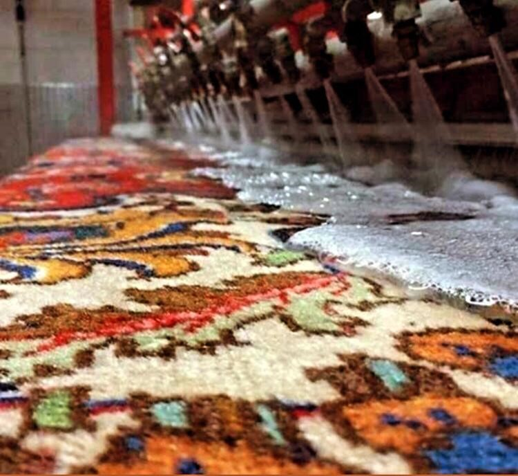 بهترین قالیشویی مشهد